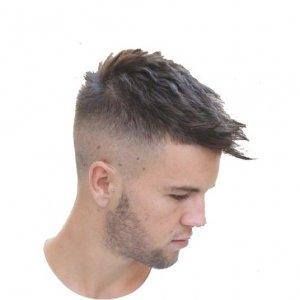 capelli corti, Taglio capelli Facile