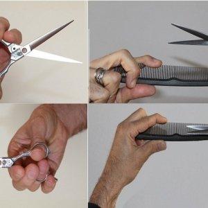 strumenti, Taglio capelli Facile