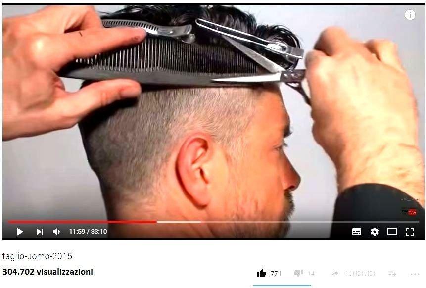 Le nuove tendenze, Taglio capelli Facile