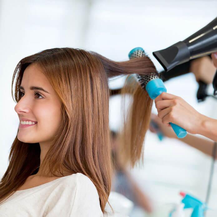 Scuola Parrucchieri, Taglio capelli Facile