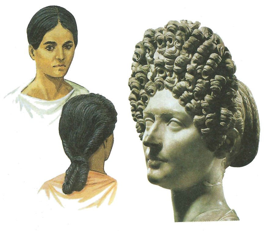 cura dei capelli, Taglio capelli Facile