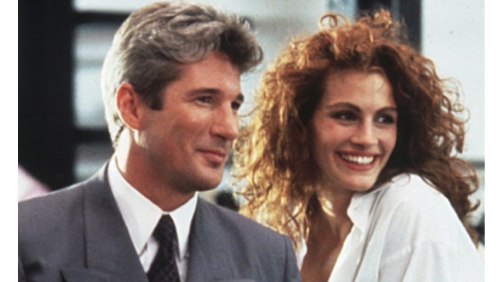 pretty woman - julia roberts e richard gere