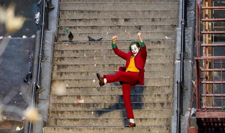 Joker, Taglio capelli Facile