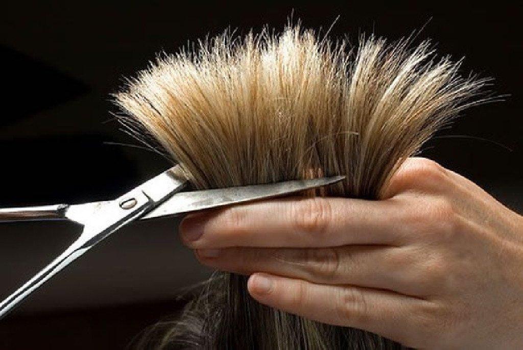 spirito e capelli, Taglio capelli Facile