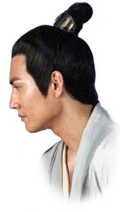 capelli uomo antica cina, Taglio capelli Facile