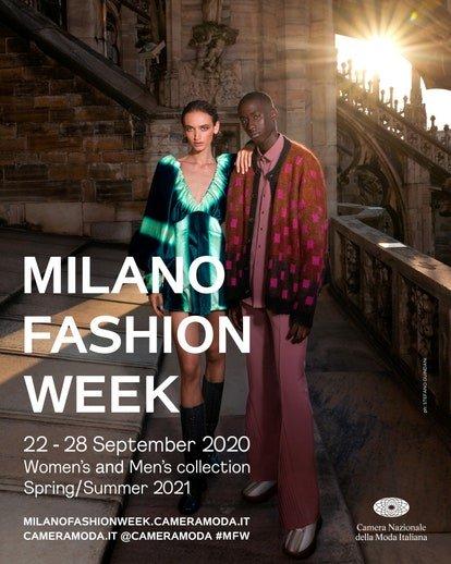 milano fashion week, Taglio capelli Facile