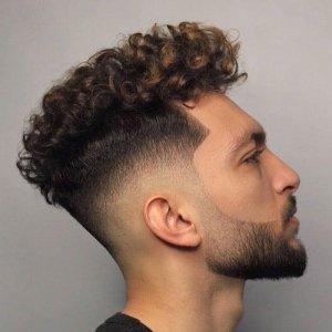 capelli ricci parte 2, Taglio capelli Facile