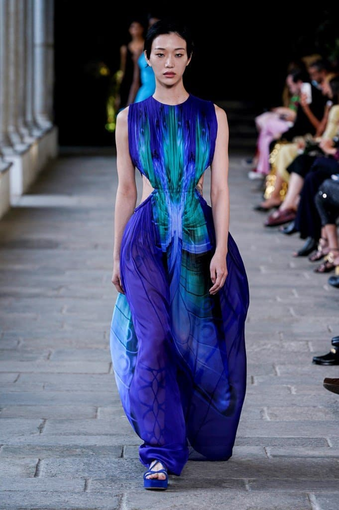 milano fashion week 2021, Taglio capelli Facile